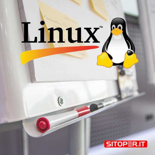 corso per sistemista linux con specializzazione nel settore webhosting