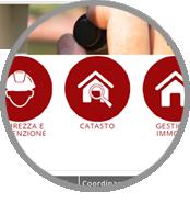 crea sito per geometra pubblicazione scheda dedicata servizio