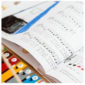 crea sito per scuola di musica
