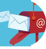 crea sito web agenzia immobiliare personalizzazione ed invio di newsletter