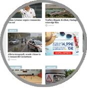 crea sito web giornale online divisione in categorie delle news