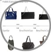 crea sito web negozio generico catalogo prodotti completo con scheda