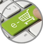 crea sito web per magazzino materiali edili con pagamenti sicuri