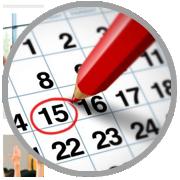 crea sito web palestra calendario2