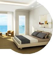 crea sito web per albergo mostra le camere e le suite