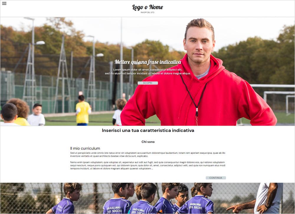 crea sito web per mister img