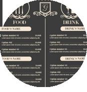 crea sito web per ristorante listino prezzi completo