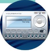 crea sito web radio possibilita di includere lo streaming della radio