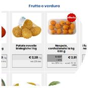 crea sito web supermercato catalogo