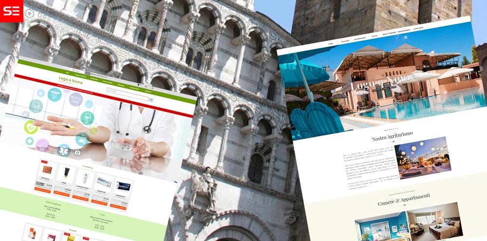 crea sito web a Lucca