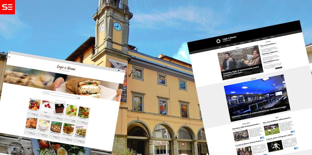 creare sito web a Pontedera, gestione semplice e intuitiva