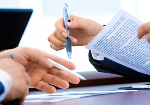 inserimento di documenti riservati interno della scheda degli utenti area privata