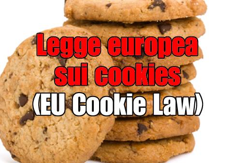 legge europea cookies