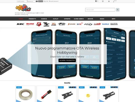 nuova slideshow sito web