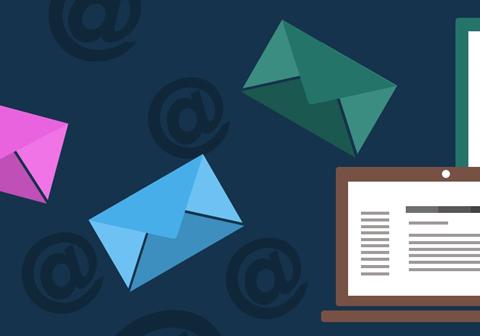 ordinamento colori personalizzati per email preimpostate