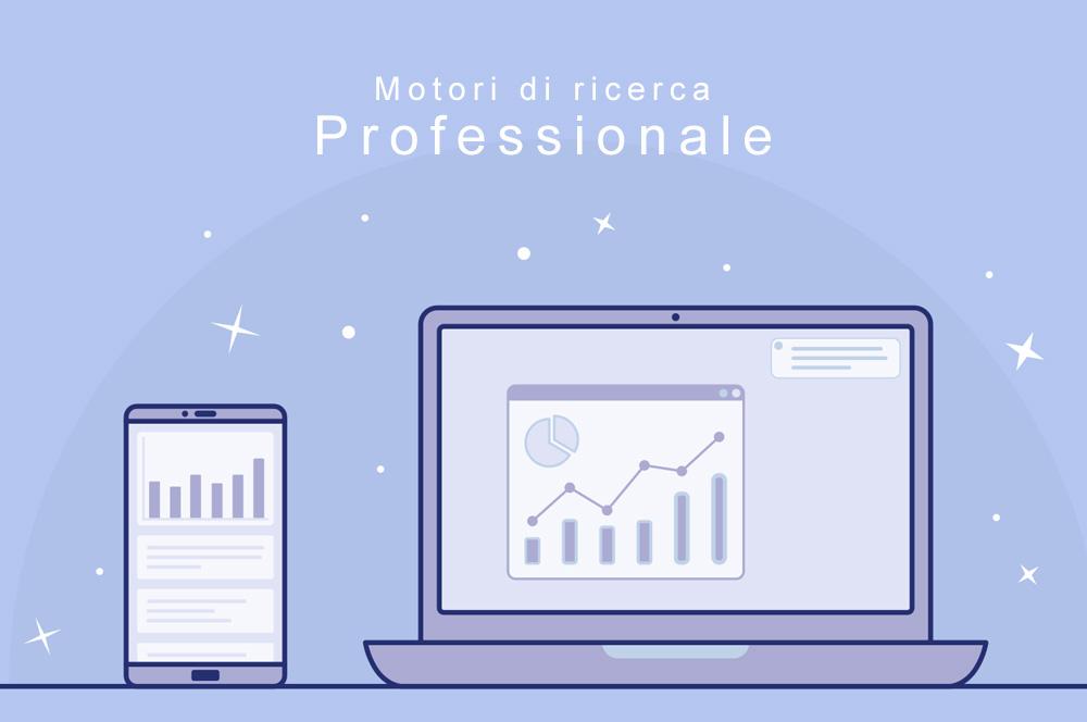 motori di ricerca piano professionale