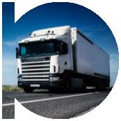 pagina aziendale per trasporti e logistica