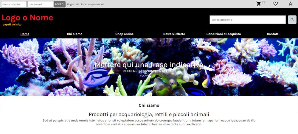 passaggi per creare sito web e-commerce