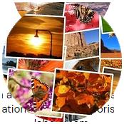 pubblicazione foto e video sito personaggio