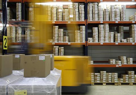 scarico automatico quantita da magazzino inserimento di un ordine 1