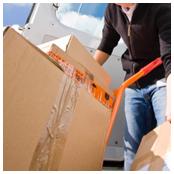 scheda dedicata servizio sito per trasporti e logistica