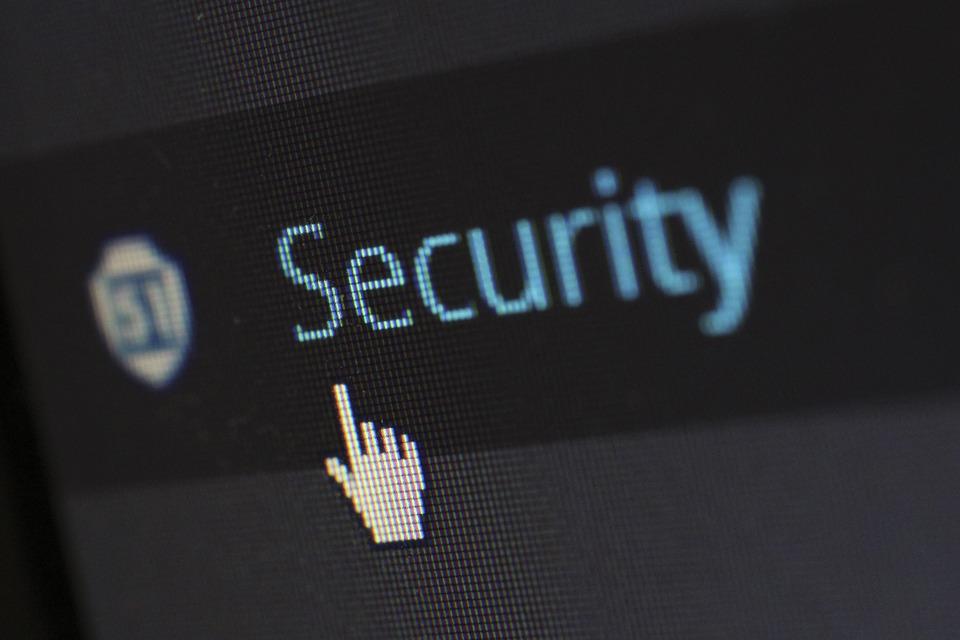 sicurezza dati sito web