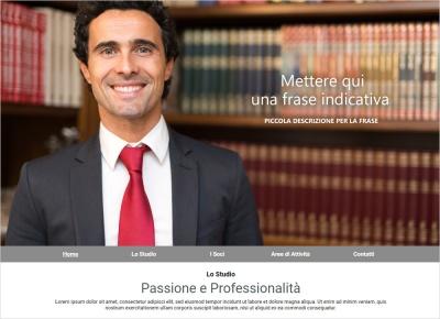 crea sito web per avvocato img