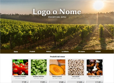crea sito web per azienda agricola img