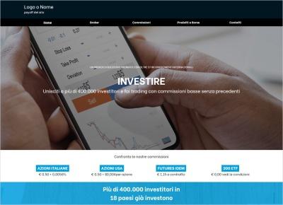 crea sito web per broker img