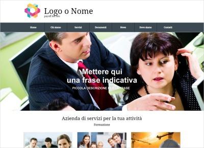 crea sito web per geometri