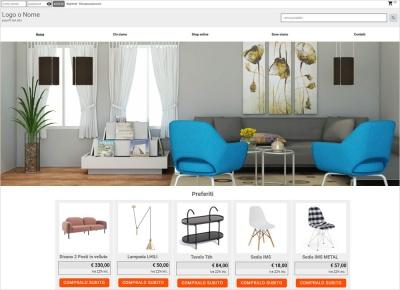 crea sito web per mobiliere e arredamento